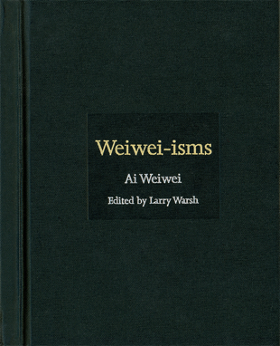 Wei Weism Book Cover